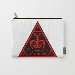MI5 Secret Service Logo Carry-All Pouch