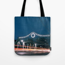 Urban Nights, Urban Lights 3 Tote Bag