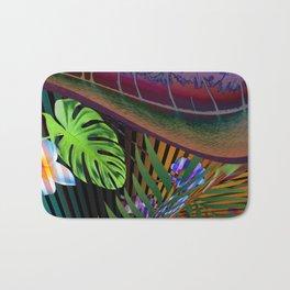 Island Wave by Kenny Rego Bath Mat