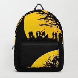 dark night Backpack