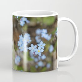 Forget-Me-Nots Three Coffee Mug