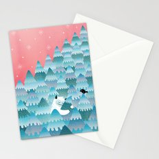 Tree Hugger Stationery Cards
