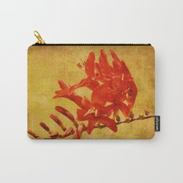 past times in red Carry-All Pouch