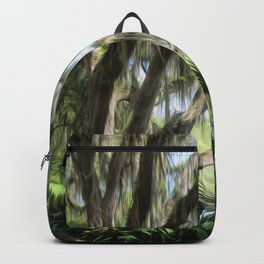 Another Side to Florida Backpack