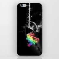 floyd iPhone & iPod Skins featuring Pink Floyd by Akamsa