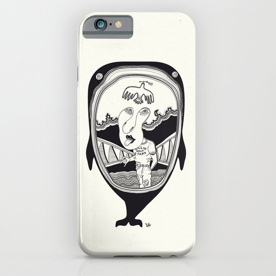 Inside the whale iPhone & iPod Case