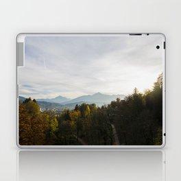 Autumn in Innsbruck Laptop & iPad Skin
