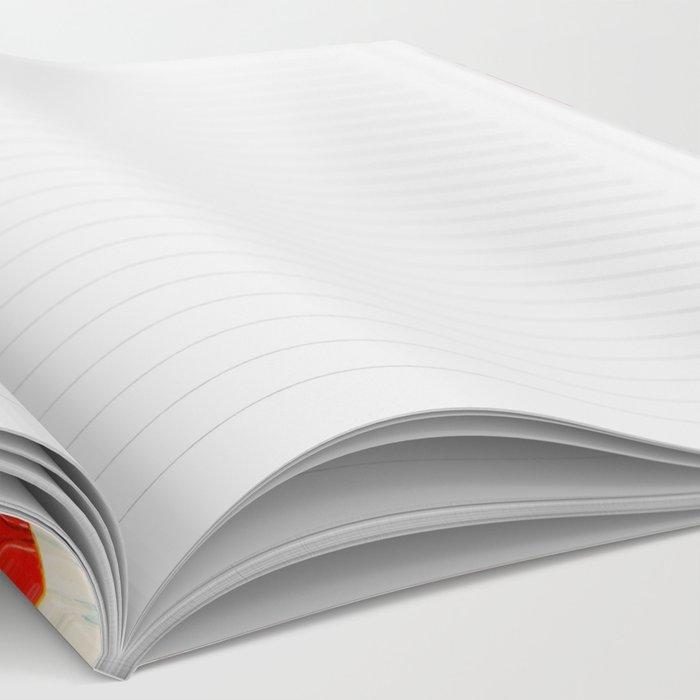 Bomb Pop Pattern Notebook