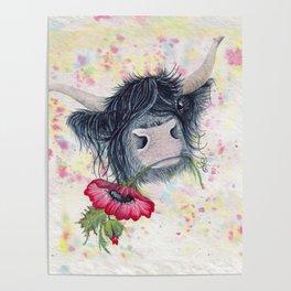 Missing MacKenzie McMoo by Fiona Bárcenas Poster