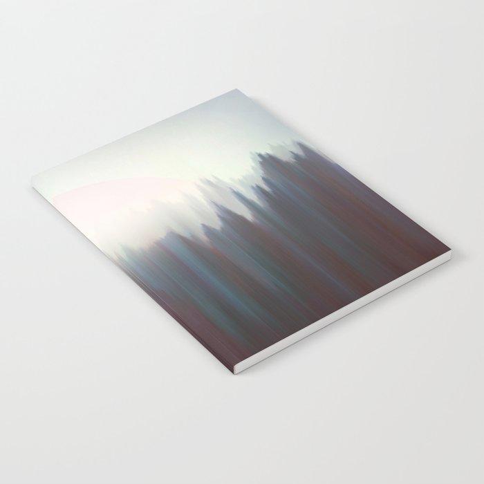 Forest Sun Notebook