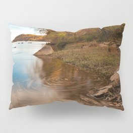 Autumn Susquehanna River Pillow Sham