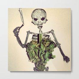 Green Lungs Metal Print