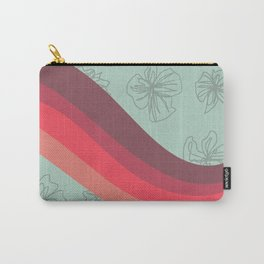 VHS Retro Gradient 5 Carry-All Pouch