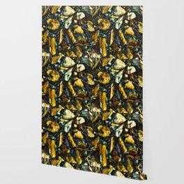 Funky Rock Garden Wallpaper