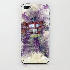 G1 - Optimus Prime iPhone & iPod Skin