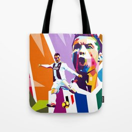 CR7 -Ronaldo Tote Bag