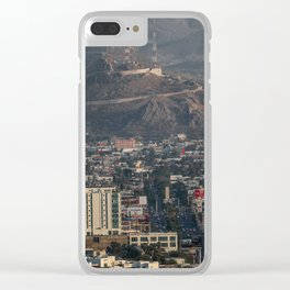 Hermosillo, Sonora, Mexico, City Clear iPhone Case