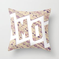 AMOR Throw Pillow