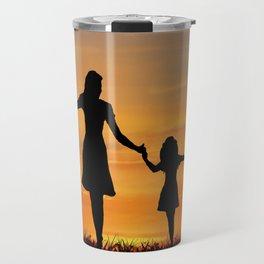 Mother's Day T-Shirt Travel Mug