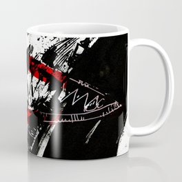 Mr. Munshun by Anna Helena Szymborska Coffee Mug