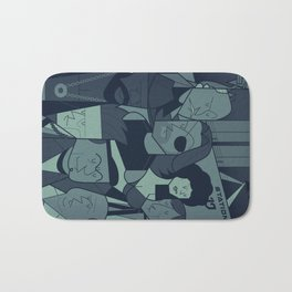 ESCAPE FROM NEW YORK Bath Mat