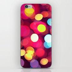 Pink Light iPhone & iPod Skin