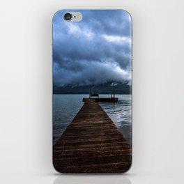 Lake Quinault iPhone Skin