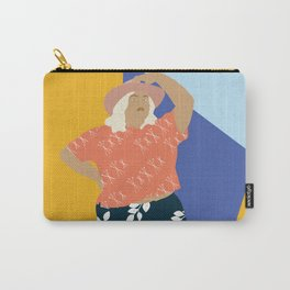 Be Body positive #abstractart #digitalart Carry-All Pouch