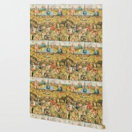Bosch Garden Of Earthly Delights Wallpaper