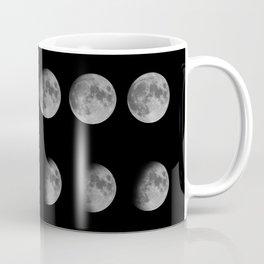 Moonfaces Coffee Mug