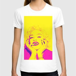 Bright Madonna T-shirt