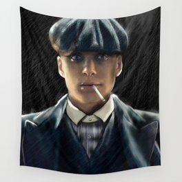 Tommy - The Peaky Blinders Wall Tapestry