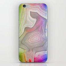 MINERAL RAINBOW iPhone & iPod Skin