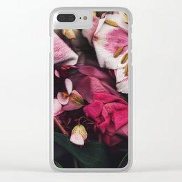 Seja II Clear iPhone Case