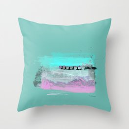 PROUD - The new one Throw Pillow