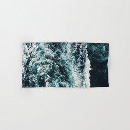 Green Seas, Yes Please Hand & Bath Towel