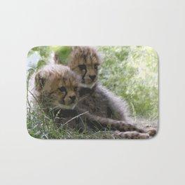 Cheetah20150906 Bath Mat