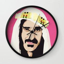 ZAPPA! Wall Clock