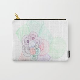 Color cloud Carry-All Pouch