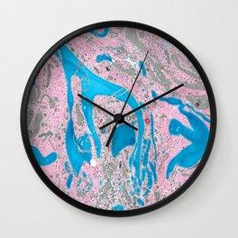 Pastel Murderino Wall Clock