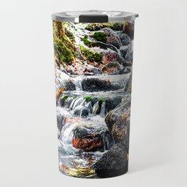 Autumn Falls Travel Mug