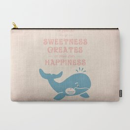 A Little Sweetness Carry-All Pouch