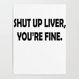 Fine Poster