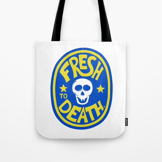 ROT ON! Tote Bag