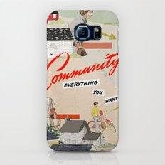 Community Slim Case Galaxy S7