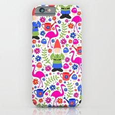 Gnome Garden iPhone 6s Slim Case