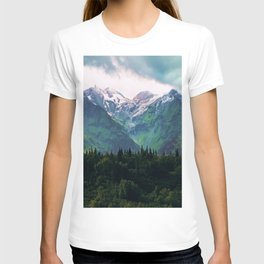Escaping from woodland heights III T-shirt