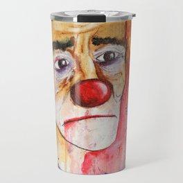 Le Clown de Joie-Ville Travel Mug