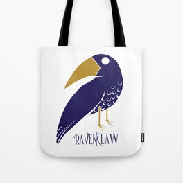 Cute and Smart Ravenclaw Tote Bag