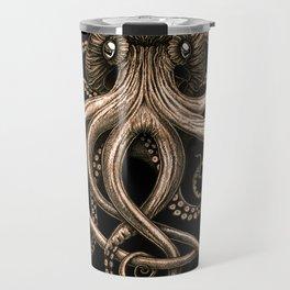 Bronze Kraken Travel Mug